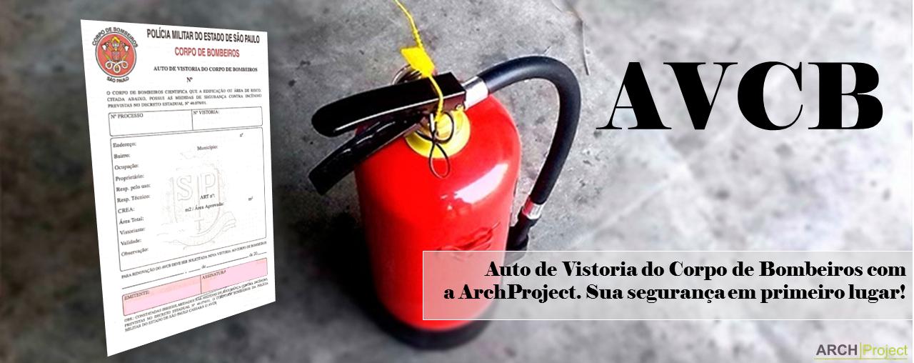 AVCB|Auto de Vistoria do Corpo de Bombeiros