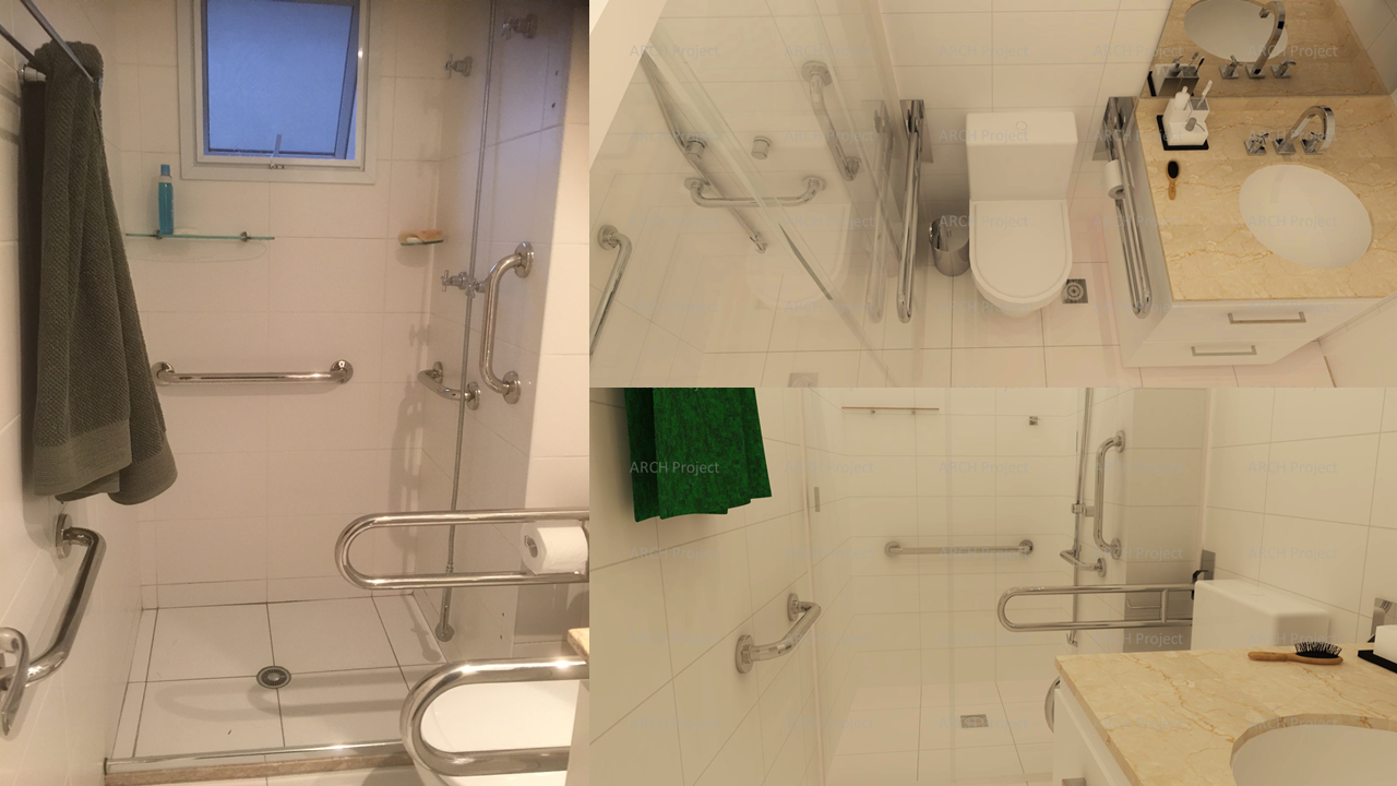 acessibilidade no banheiro
