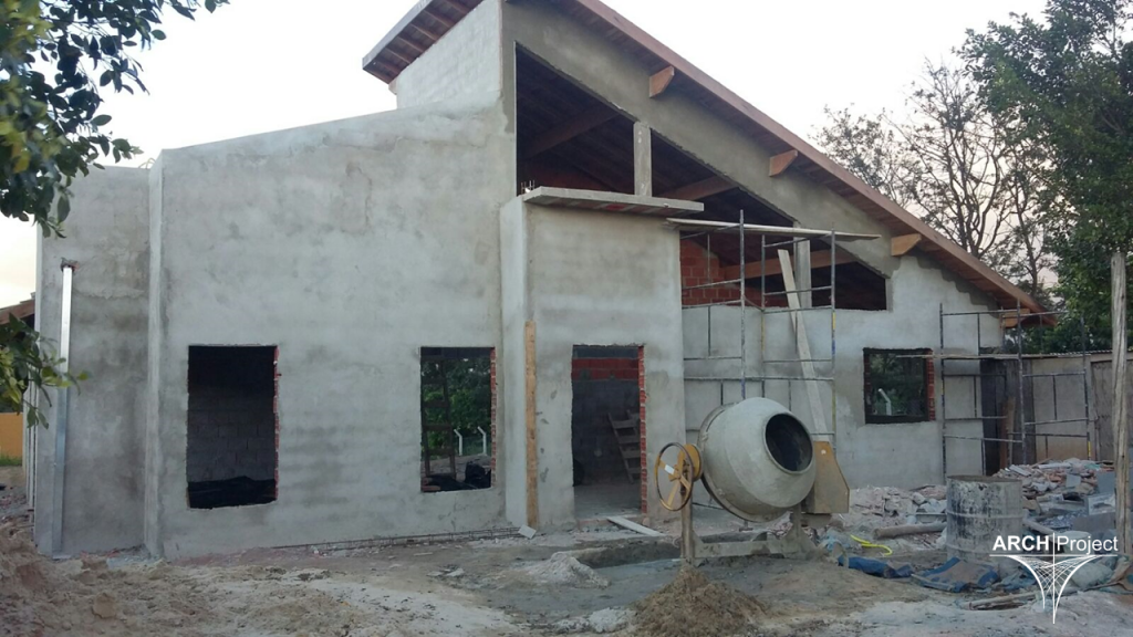 Projetos de Construção