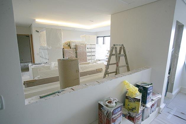 Projeto e execução de obra - Reforma Residencial e Comercial