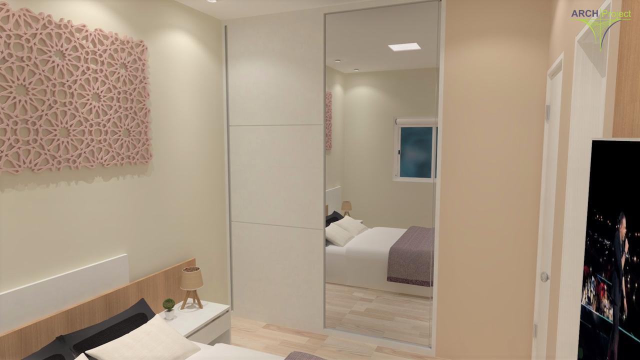 Dormitório Planejado