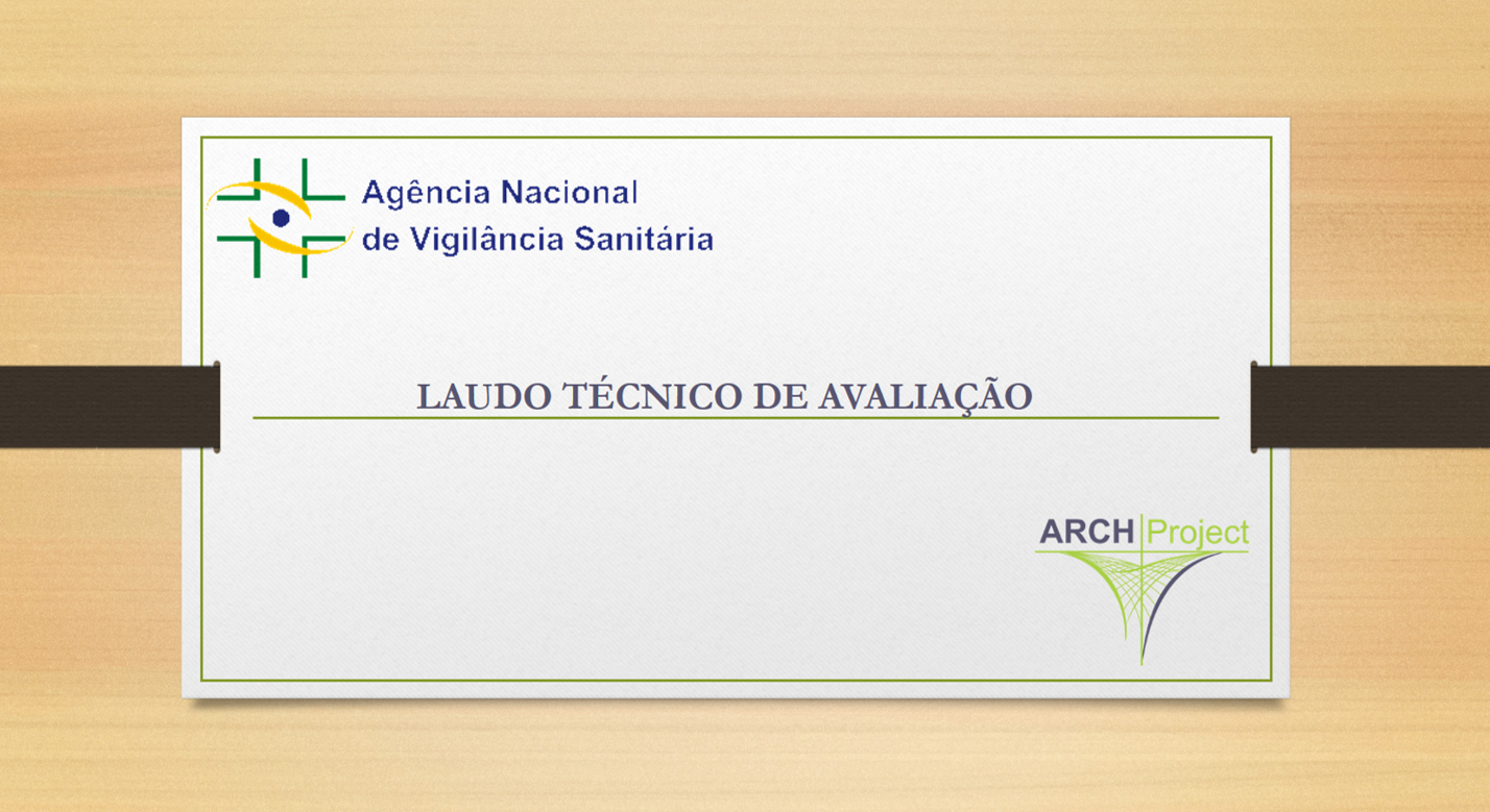 LTA - Laudo Técnico de Avaliação VISA - São Paulo