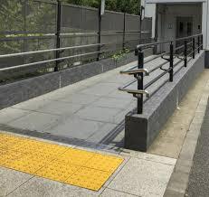 projeto acessibilidade - rampa