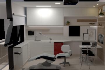 projeto consultório odontologia